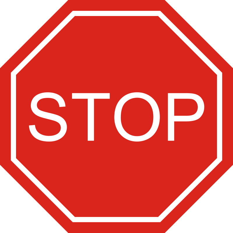 Stop Sign by palomaironique - Stop Sign - Signe Stop Arrêt - Stoppschild - Segnale di stop