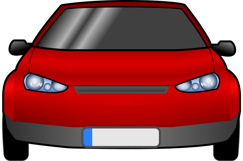 car_front by liakad