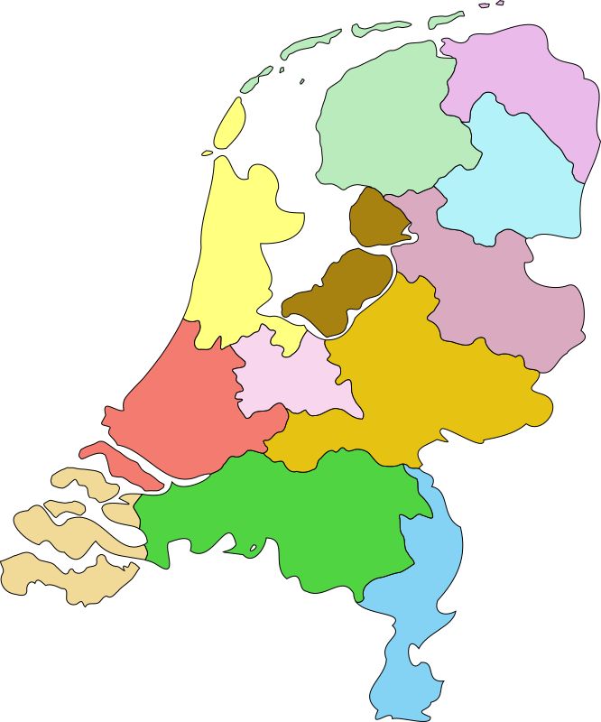 Nederland by cafuego