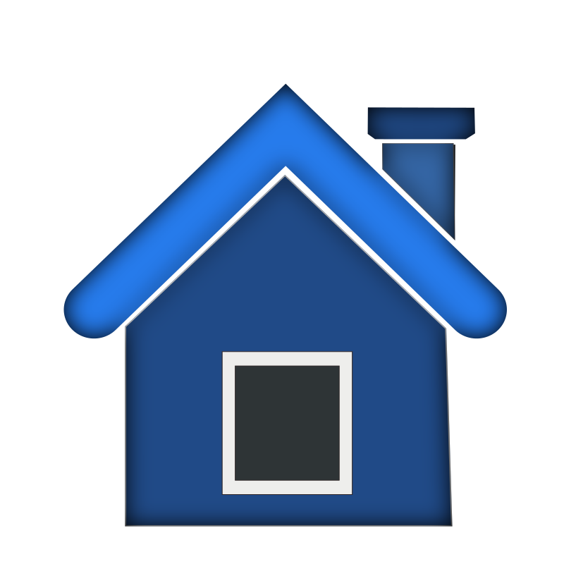 home icon by netalloy