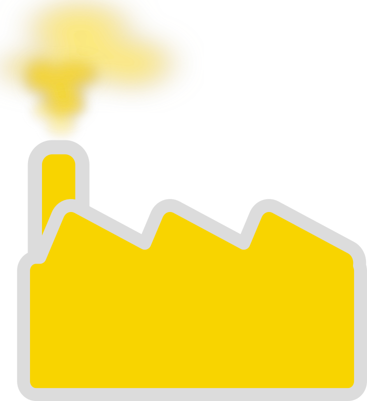 Clipart - Factory Yellow