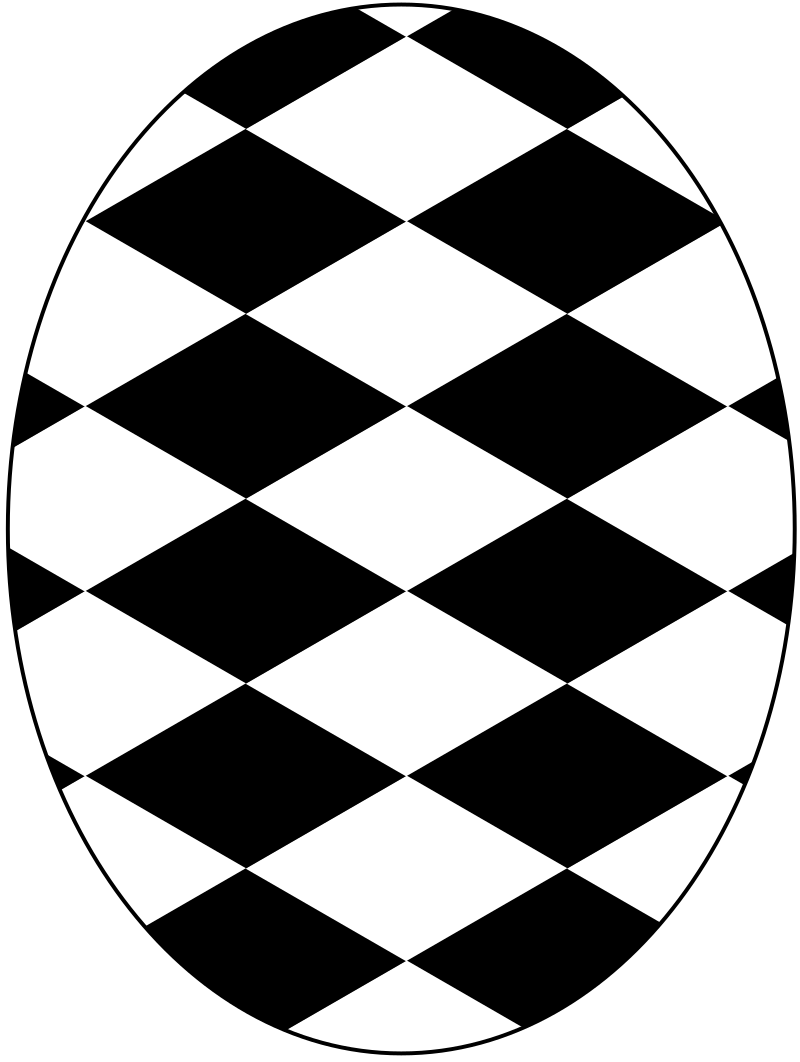 pattern diamond checkered by pitr - Based on traditional japanese pattern (hidhi).