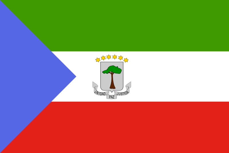 equatorial guinea by Anonymous