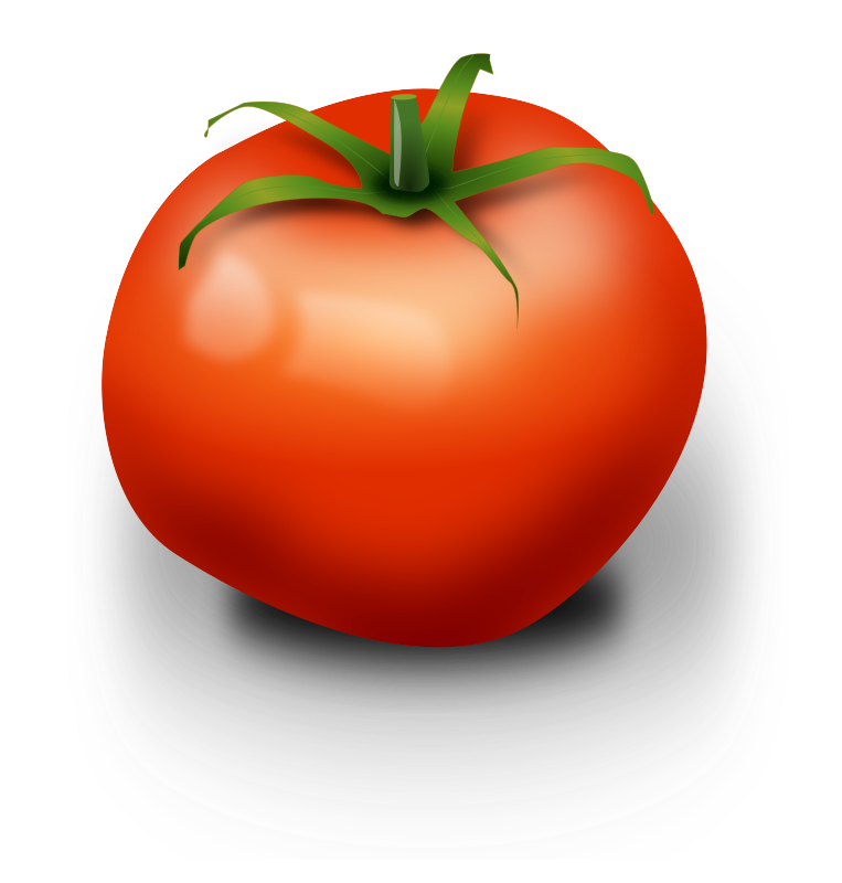 tomato by Chrisdesign - Photorealistic tomato.