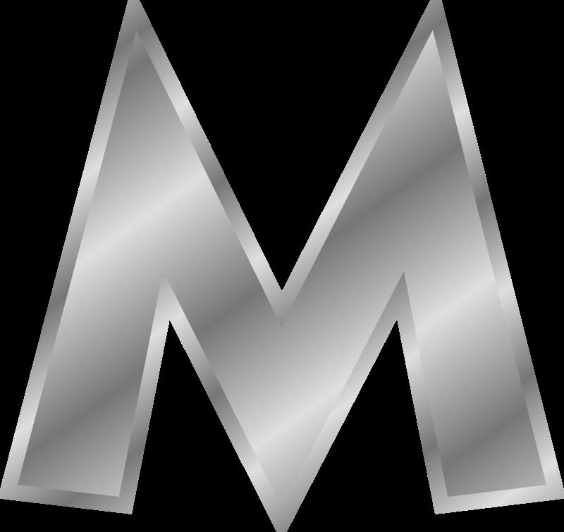 Silver Effect Letters Alphabet: Effect Letters Alphabet Silver By Chrisdesign