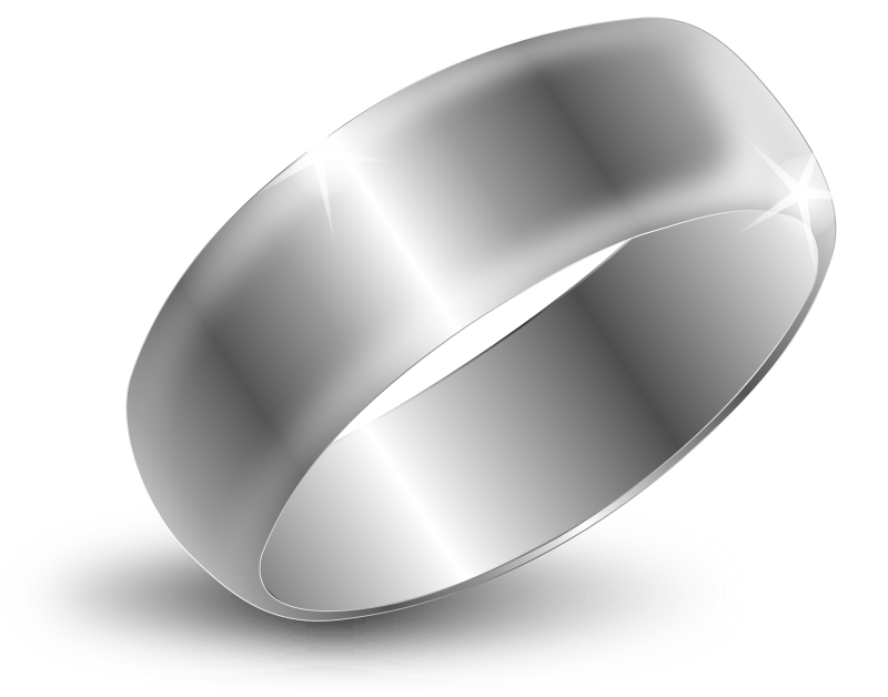 Silver Ring by Chrisdesign -