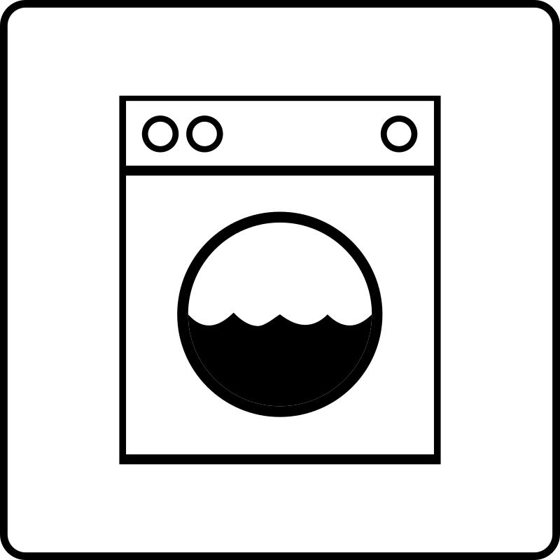 Hotel Icon Has Laundry by Gerald_G