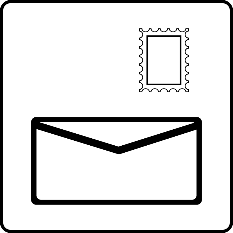Hotel Icon Has Postal Outlet by Gerald_G - Hotel Icons. Originally done for a request, this set has been re-mixed to simple black and white versions.