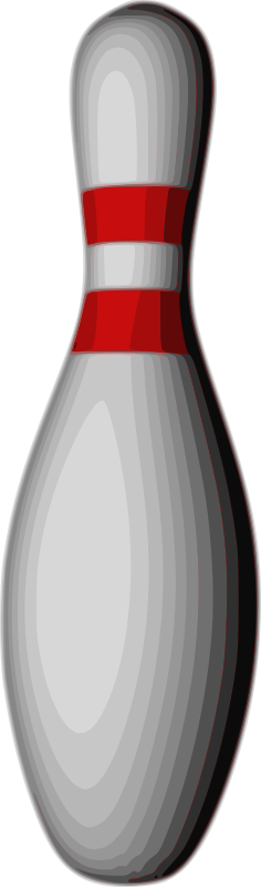 Bowling Pin by mazeo
