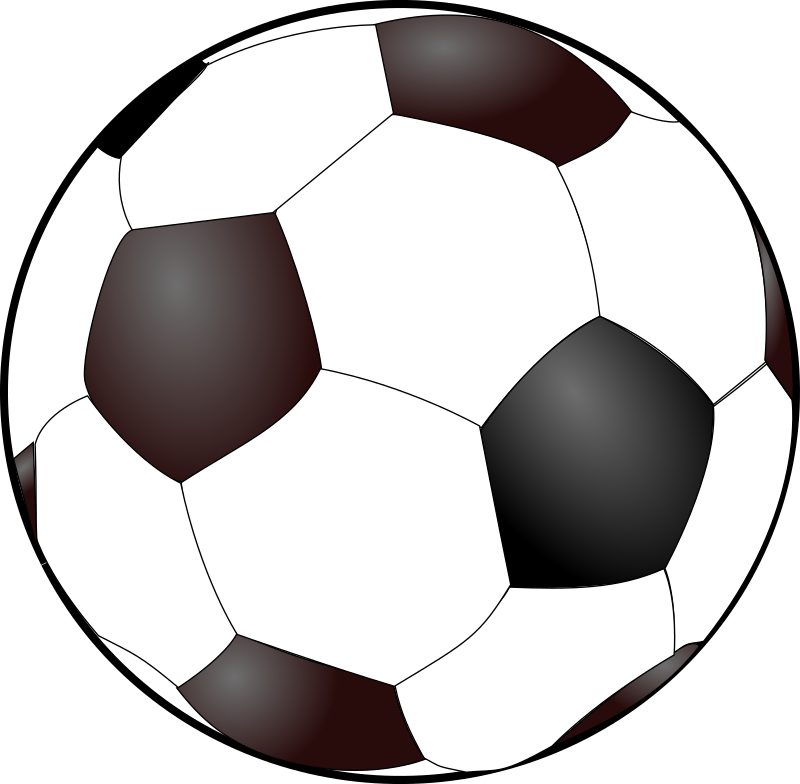 Soccer Ball by Gioppino - A soccer ball as said in American English, or a Football nearly everwhere in English :)