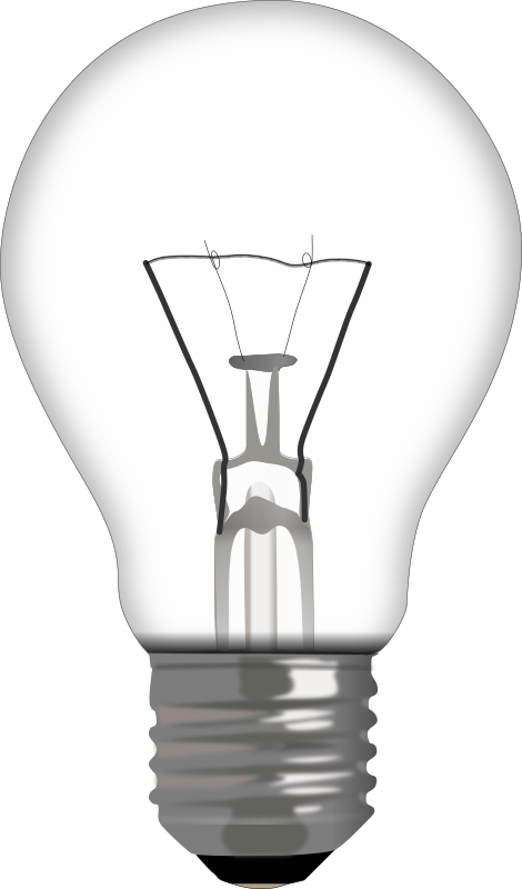 light bulb by webmichl