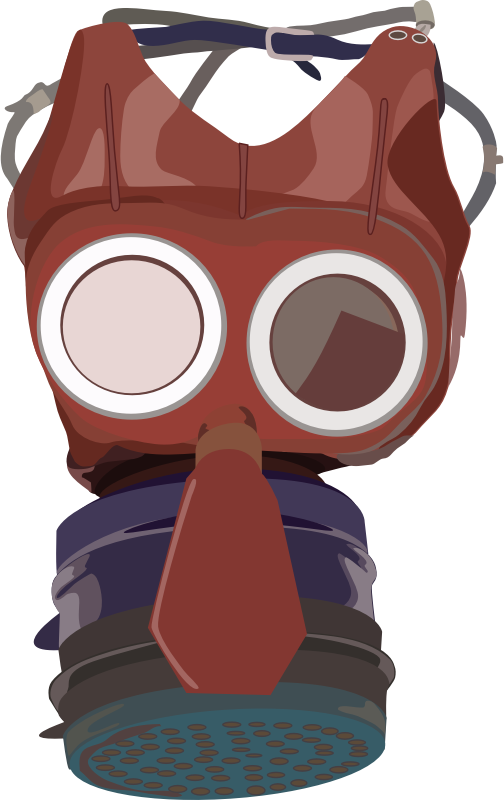 gasmask by brownjeans - Gas Mask