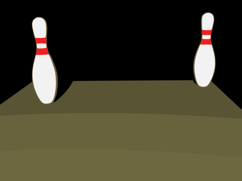Bowling 4-10 Split by mazeo - Bowling 4-10 split.