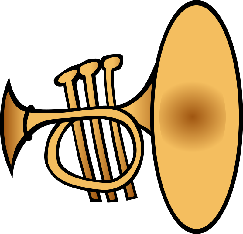 Silly trumpet by Gerald_G - A trumpet icon.