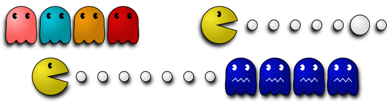 Pacman by yeKcim