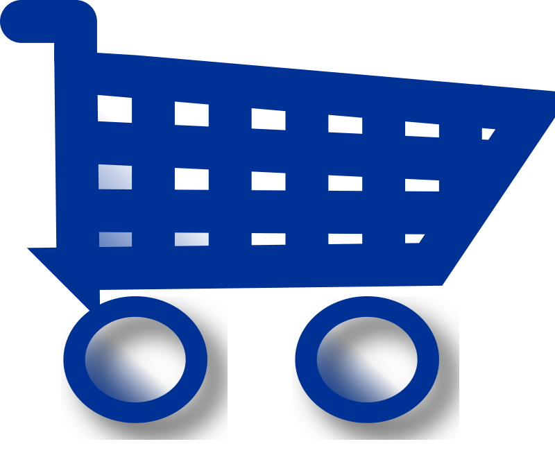 Shopping Cart by SunKing2 - Shopping cart. Suitable for web e-commerce store. Could use it with or on an add to cart button