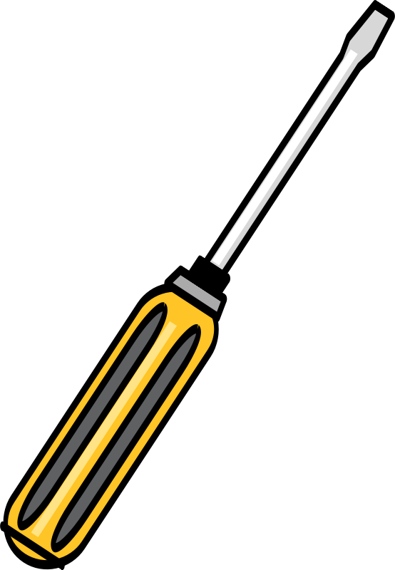 simple screwdriver by johnny_automatic
