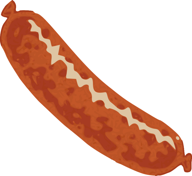 sausage by mcol