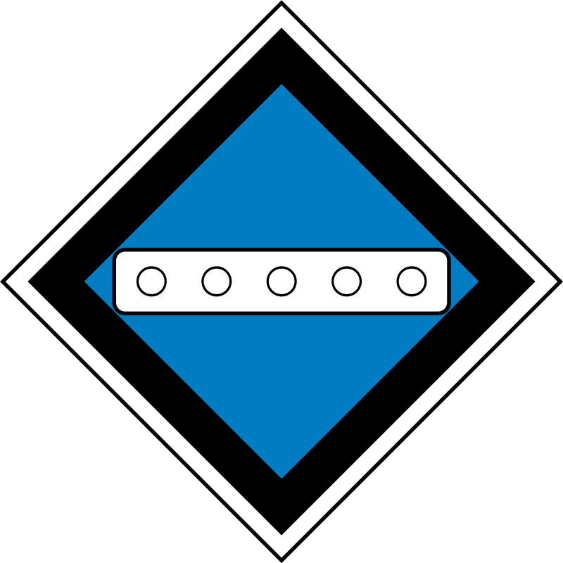 "(GD-21) sign ""Temporary sign - Lower pantograph"" by rones - Russian (Soviet) signs of travel and signaling railways.   (GD-21)"
