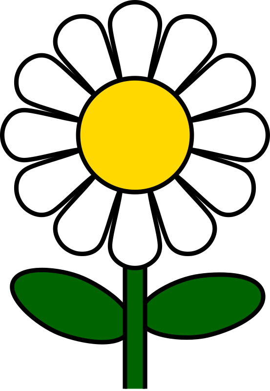 Daisy by laobc - A daisy, one of the symbols of spring.