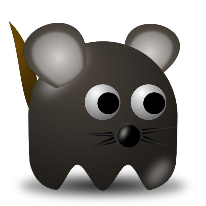 Padepokan: Mouse by dias - The mouse of the baddie.