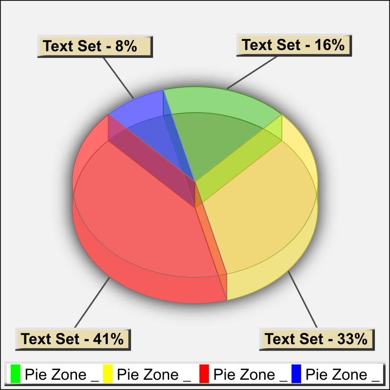 3D Pie Chart by vwanweb - 3D Pie Chart