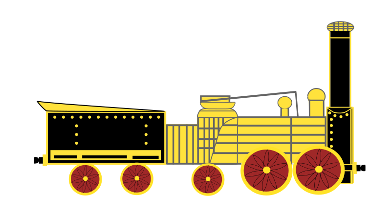 locomotive by redccshirt