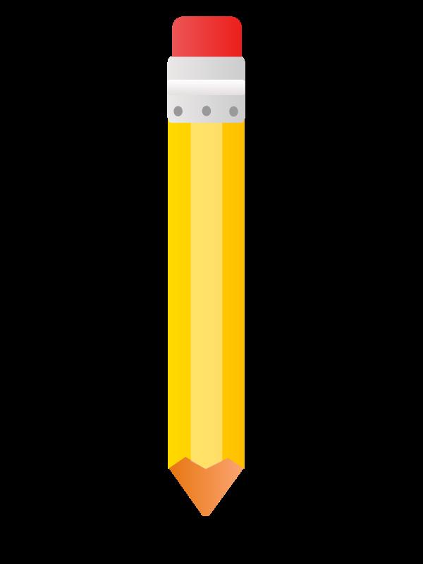 Clipart Pencil
