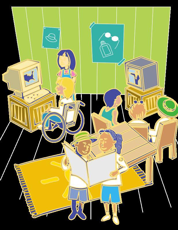 tiny classroom