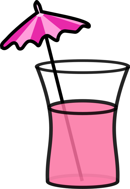 Pink cocktail by laobc