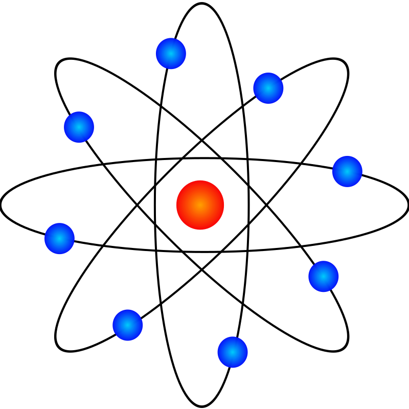 Atom Model by logomancer - Model of an atom.