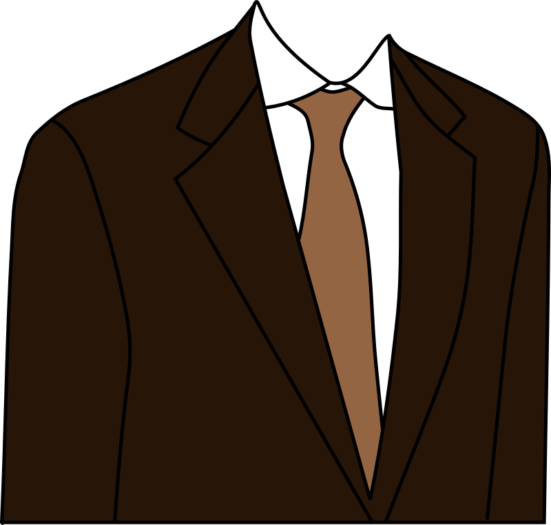 Brown suit by laobc - Part of a brown suit.