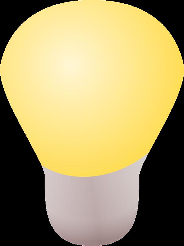 Clipart - lamp3d