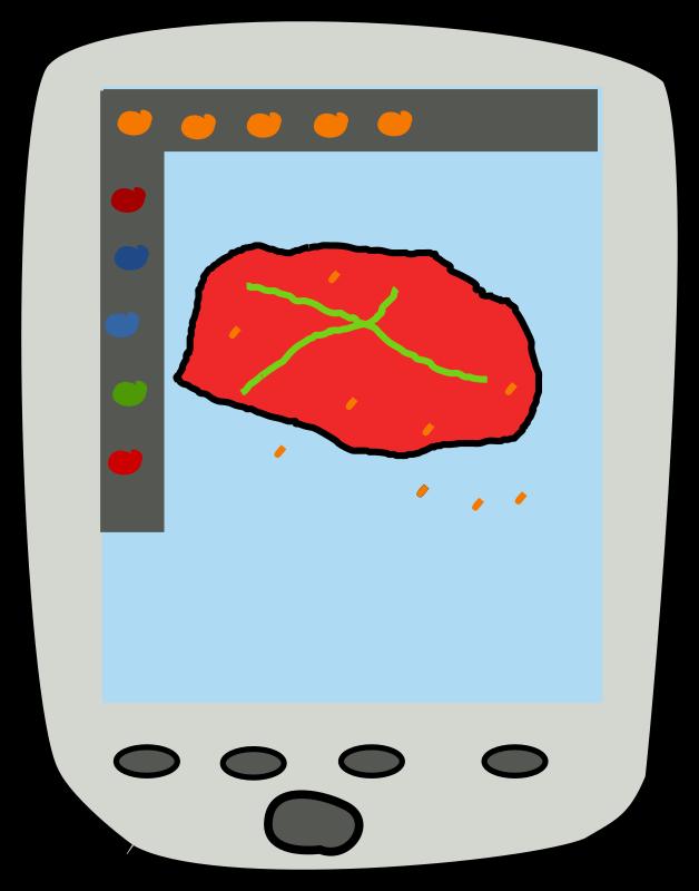 Clipart Gis Mobile