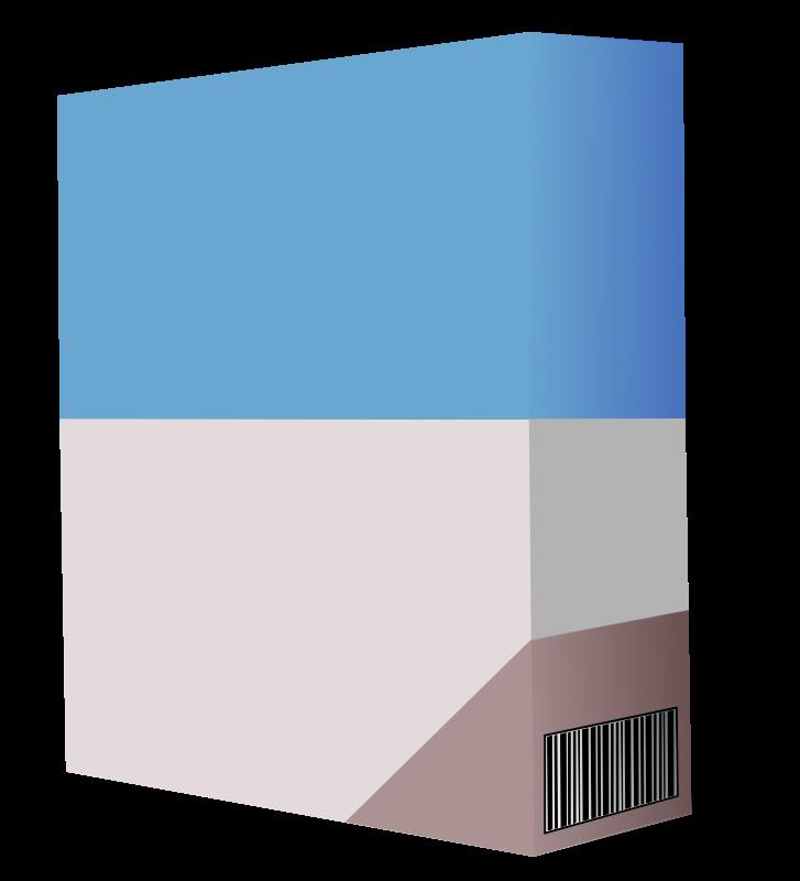 Software box graphic