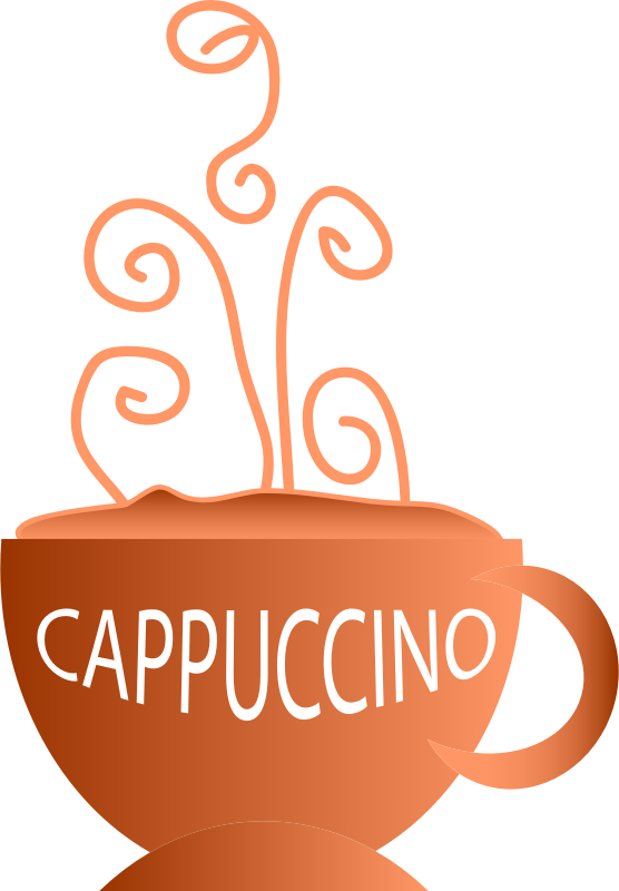 cappuccino by aungkarns - cappuccino,LATTE,COFFEE,DRINK,COCOA,BUJUNG