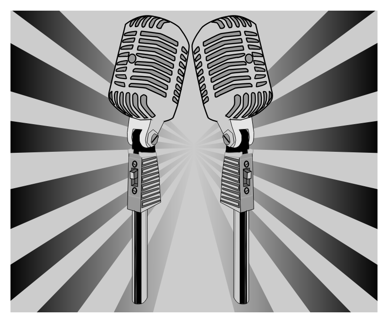 Microphone by aungkarns - Microphone,sound,sing,song,music,karaoke,bujung