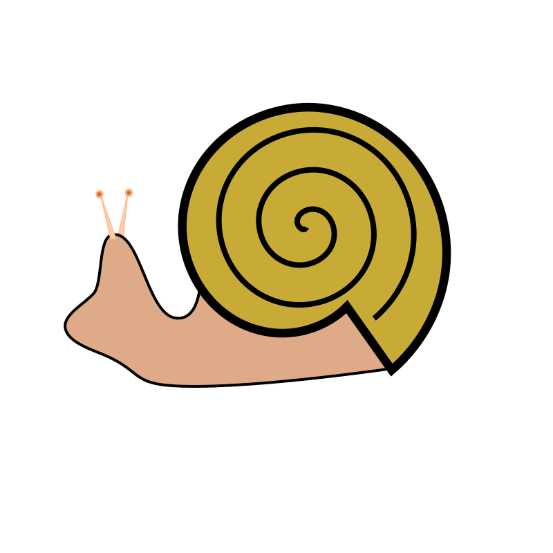 Snail by i-art - very simple snail