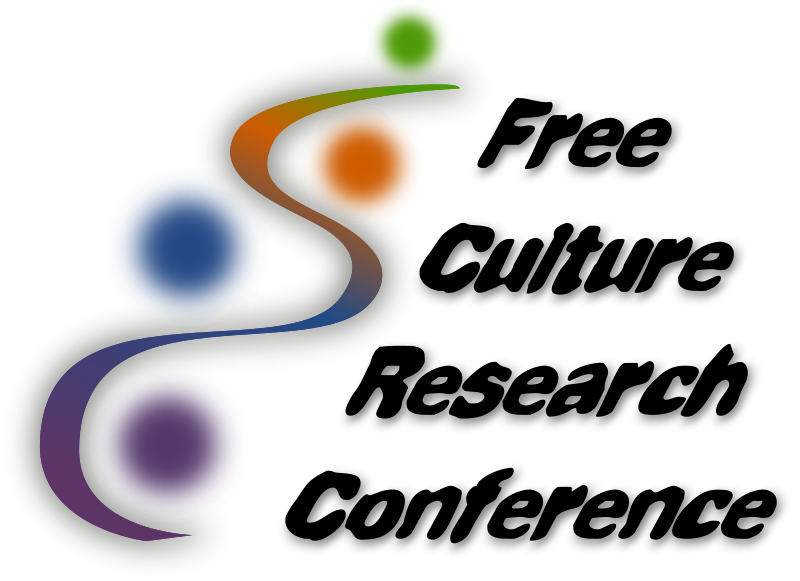 Free Culture Research Conference Logo by alexg - Free Culture Research Conference logo.