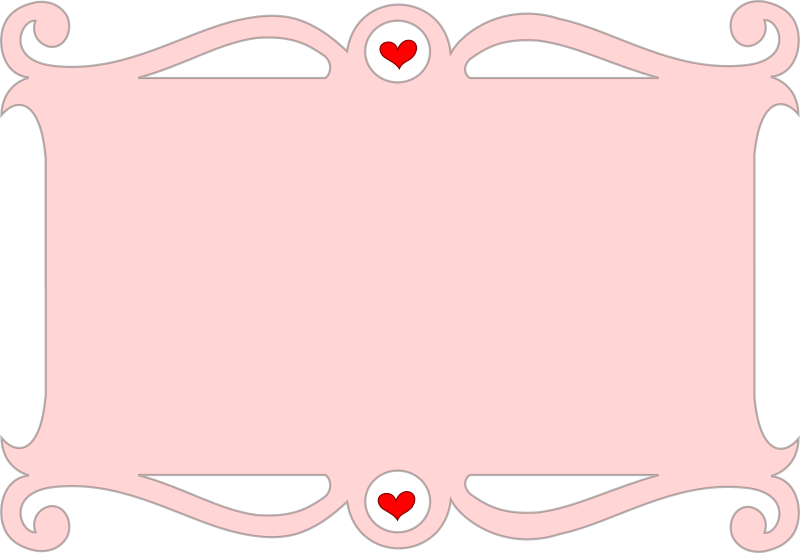 frame by buggi - A heart frame.