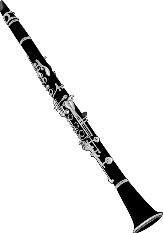 Clarinet by Gerald_G - To fulfill a request for a clarinet in the WIKI requests page.