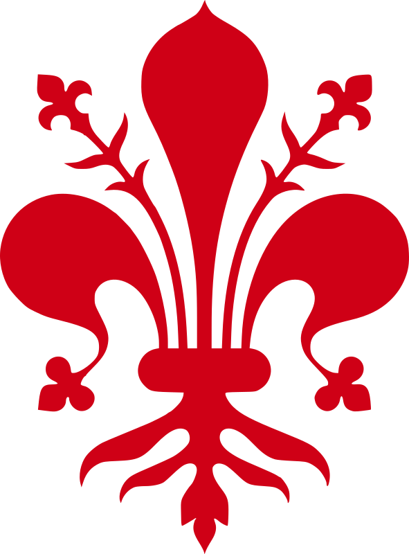 Florence City Flag by piercolone