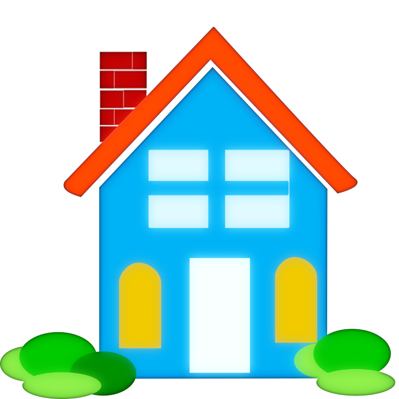 Clipart - home clipart