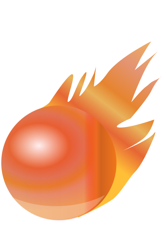 Fire ball. by Ehecatl1138 -