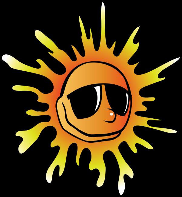 summer heat clip art free - photo #42