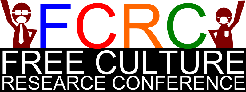 FCRCLOGO by aungkarns - Free Culture Research Conference Logo Contest!