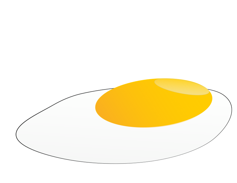 Fried egg. by Ehecatl1138 -