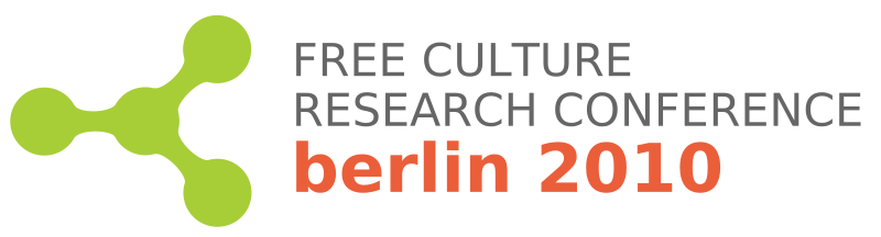 Free Culture Research Conference Logo 4 by hank0071