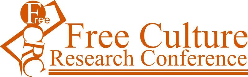 FCRC LOGO by aungkarns - Free Culture Research Conference