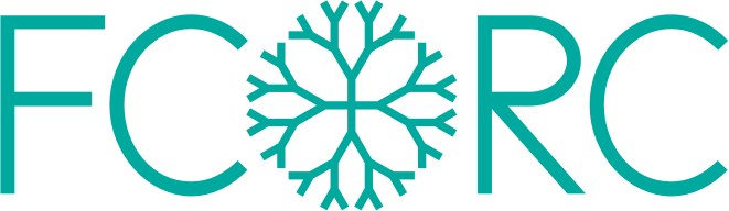 FCRC Logo by jgm104 - This logo design is inspired by fractals and snowflakes. They are unique and represent abundance. The concept behind free culture is like a fractal and similar to much of the work done by the community on openclipart.org, where work builds on itself continuously and is posted with that intention. I think it's a strong metaphor for the event's focus.
